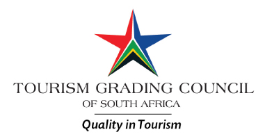 Tourism Grading Council of South Africa logo