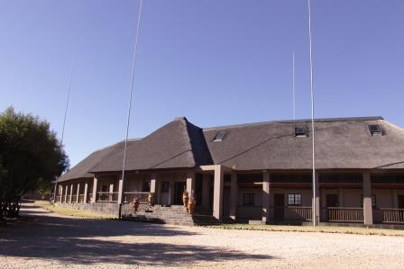Shammah Game Lodge Reception