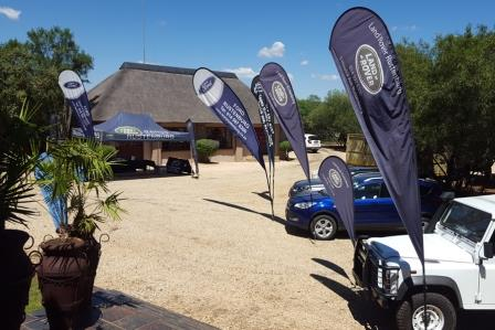 Ford Rustenburg Event Day