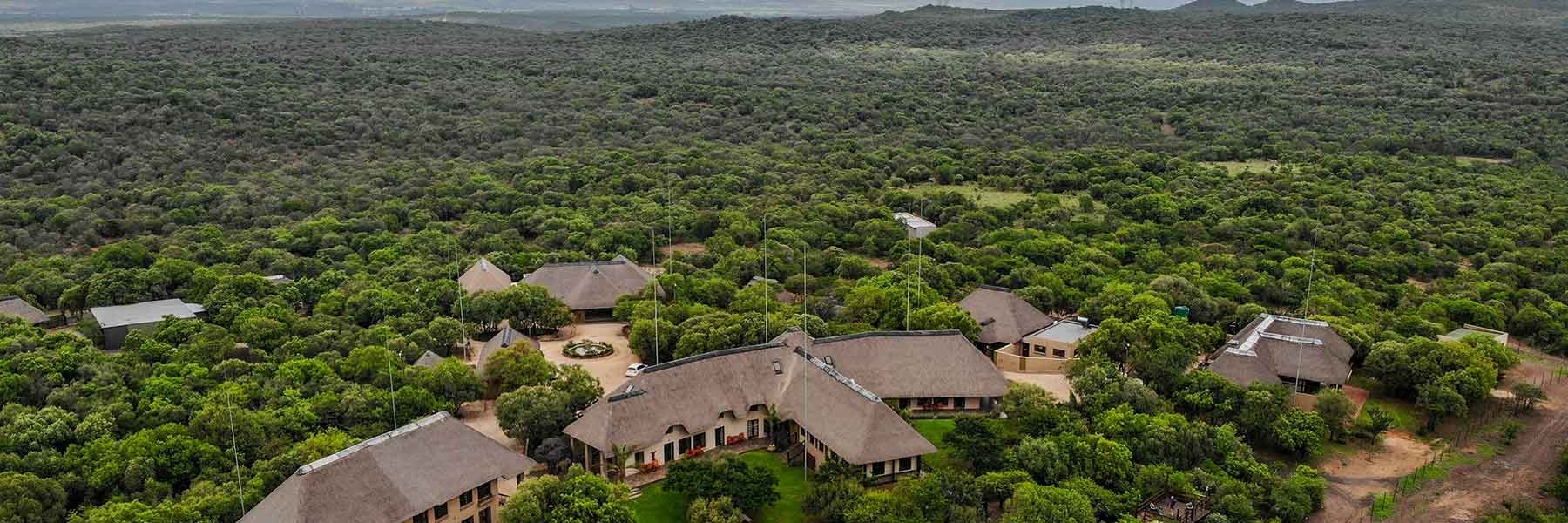 Welcome to Shammah Game Lodge